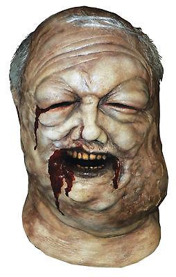 Walking Dead Gut Walker Latex Erwachsene Zombie-Maske Film Anzeigen