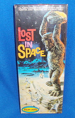 Polar Lights Lost in Space Cyclops Monster Model Sealed MIB