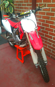 2003 Honda CRF150R Rowville Knox Area Preview