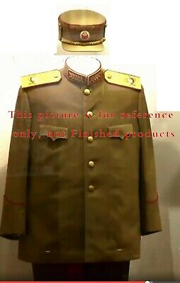 Replica Very Rare Korea War Grand Marshal Of Supreme Ruler Uniform Set