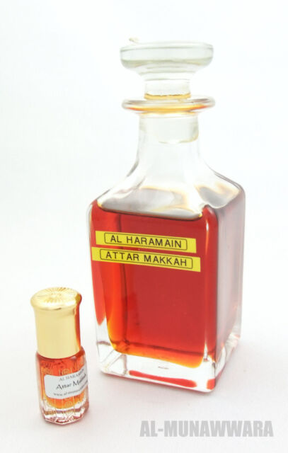 3ml Attar Makkah by Al Haramain - Traditional Arabian Perfume Oil/Attar