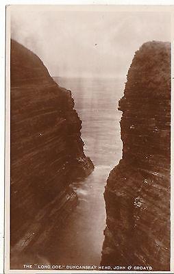 The Long Goe, Duncansbay Head, Nr JOHN O' GROATS, Caithness RP