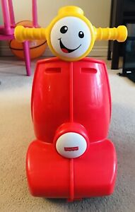 Fisher price toddler scooter