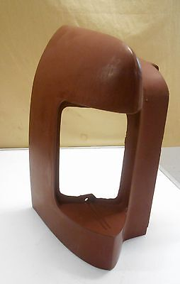 NOS GM 1972 Pontiac Right Front Fender Extension 486163 Full Size Models