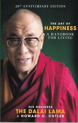 The Art of Happiness, Dalai Lama (Paperback) New Book