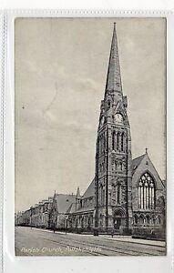 PARISH CHURCH, POLLOKSHIELDS: Glasgow postcard (C27051)
