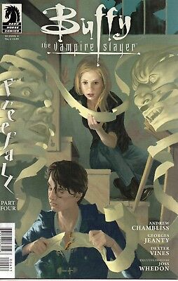 Buffy The Vampire Slayer Season 9 #4 (NM)`11 Chambliss/ Jeanty  (Cover A)
