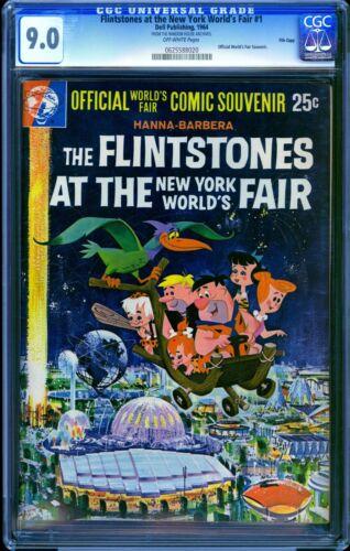 Flintstones at the NY World