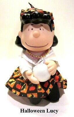 Charlie Brown Halloween Theme (1998 Gemmy Lucy Peanuts Halloween Magic Crystal Ball Plays Charlie Brown's)