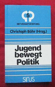 Christoph Böhr: Jugend bewegt Politik (1988) - Wien, Österreich - Christoph Böhr: Jugend bewegt Politik (1988) - Wien, Österreich
