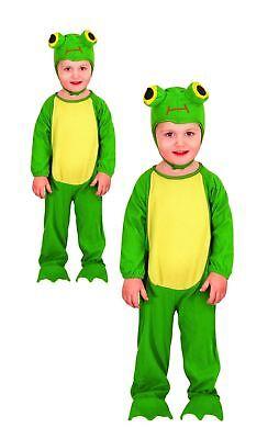 Kleinkinder Modekostüm Tierkostüm Frosch Outfit - Kleiner Frosch Kind Kostüm