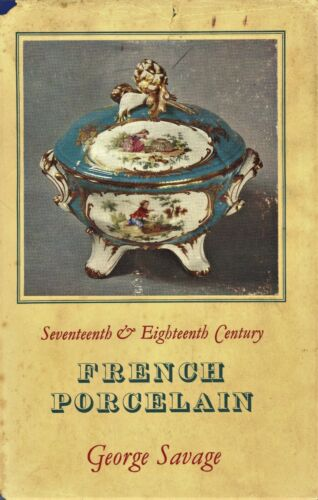 Antique French Porcelain Makers Types Development - Vincennes-Sevres Etc. / Book