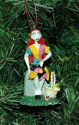 The Nightmare Before Christmas, Sally Halloween, Christmas Ornament