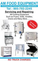 Restaurant Cooking Equipment Repair and Service