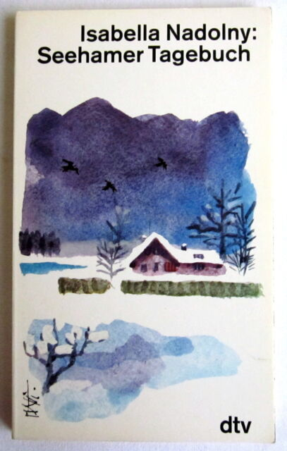 Buch (s) - SEEHAMER TAGEBUCH - Isabella Nadolny