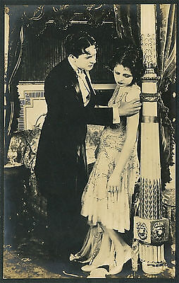 RP Beautiful Flapper Woman & Man in Tuxedo - Acting Scene   - Flapper Man