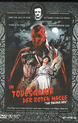 Edgar Allan Poe Im Todesgriff der roten Maske - Tod Der Roten Maske