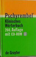 Pschyrembel, Klinische Wörterbuch mit CD-ROM, de Gryter Nordrhein-Westfalen - Hüllhorst Vorschau