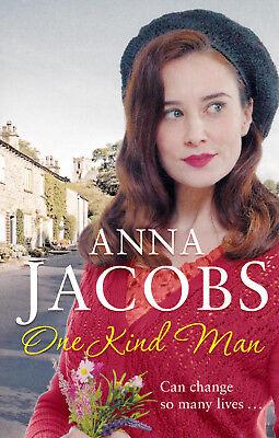 One Kind Man - Anna Jacobs - Brand New Paperback (Ellindale 2)