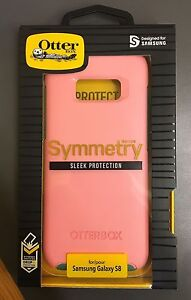 Otterbox Symmetry - Samsung S8 -Pink/Teal