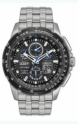Citizen Eco-Drive Promaster Skyhawk At Titanium Limited JY8068-56E