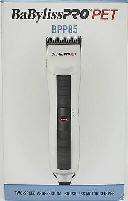 Babyliss Pro Pet Two Speed Professional Pet Motor Clipper BPP85 - $34.99