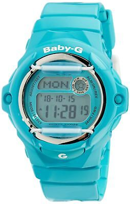 Casio G-shock BG169R-2B-CR Baby-G-Whale With Vivid Color Blue Watch Womens