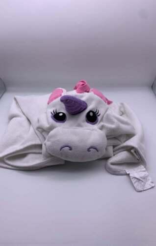 Unicorn Hoodie Towel Toddler