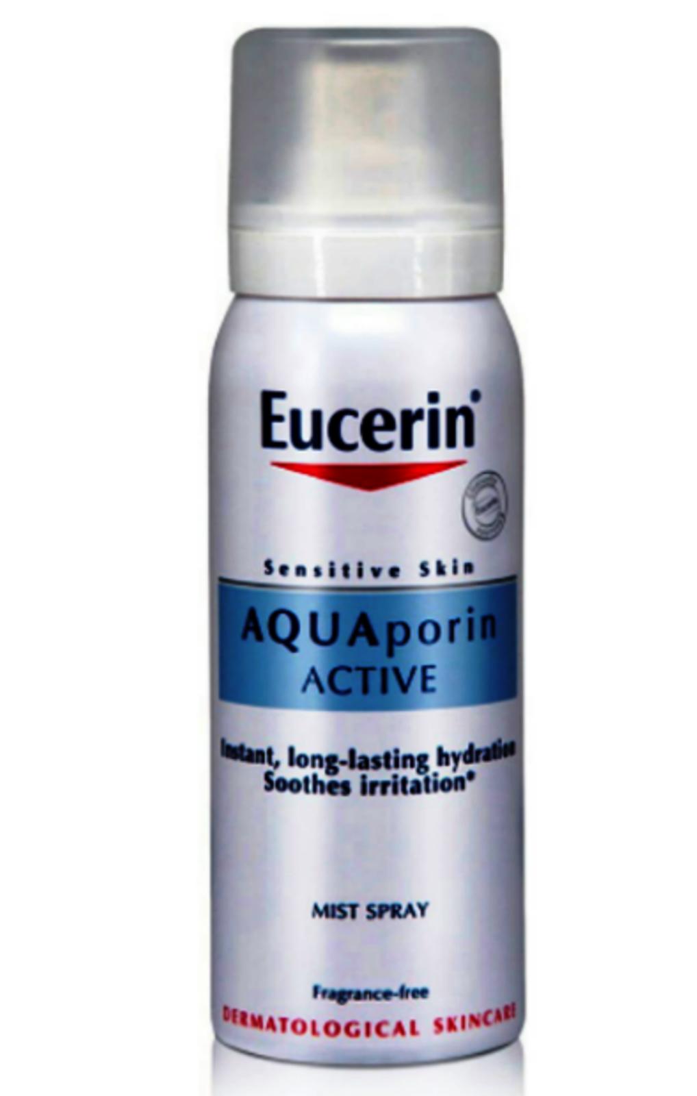 EUCERIN AQUAporin Active Mist 50ml Moisturizer Boost Hydrati
