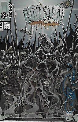 Helden Nr.3 / 1998 Signiert von Ralf Paul
