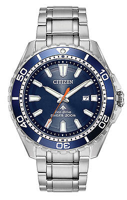 Citizen BN0191-55L Men's Eco Drive Promaster Stainless Steel 200M Diver Watch