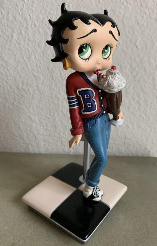 Danbury Mint Betty Boop Campus Cutie Figurine