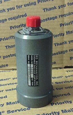 Ird Mechanalysis Inc. Vibration Sensor Serial E558a251 Model 544b
