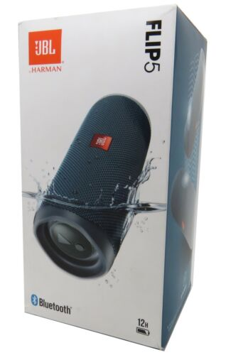 JBL Flip 5 Wireless Portable IPX7 Waterproof Bluetooth Speaker Authentic