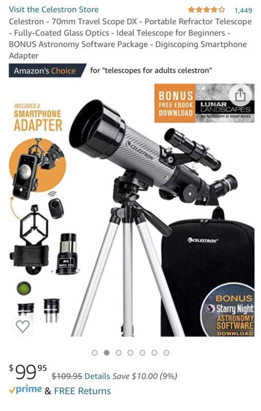 telescope 70mm