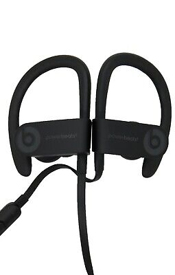 Beats by Dr Dre Powerbeats3 In-Ear Wireless Headphones Black Authentic OEM