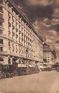 Cartolina-Postcard-Argentina-Buenos-Aires-Auto-1949