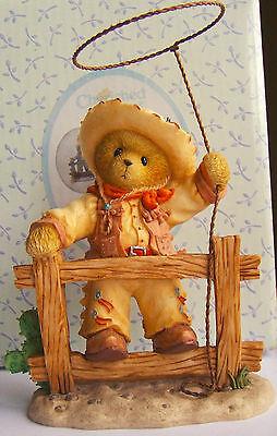 Cherished Teddies Tex