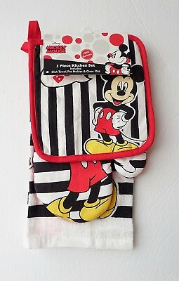 Oh Boy Stripes - Disney -Mickey Mouse- Mickey