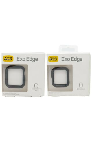 Otterbox Exo Edge Case for Apple Watch Series 4 & 5 40mm or 44mm Black