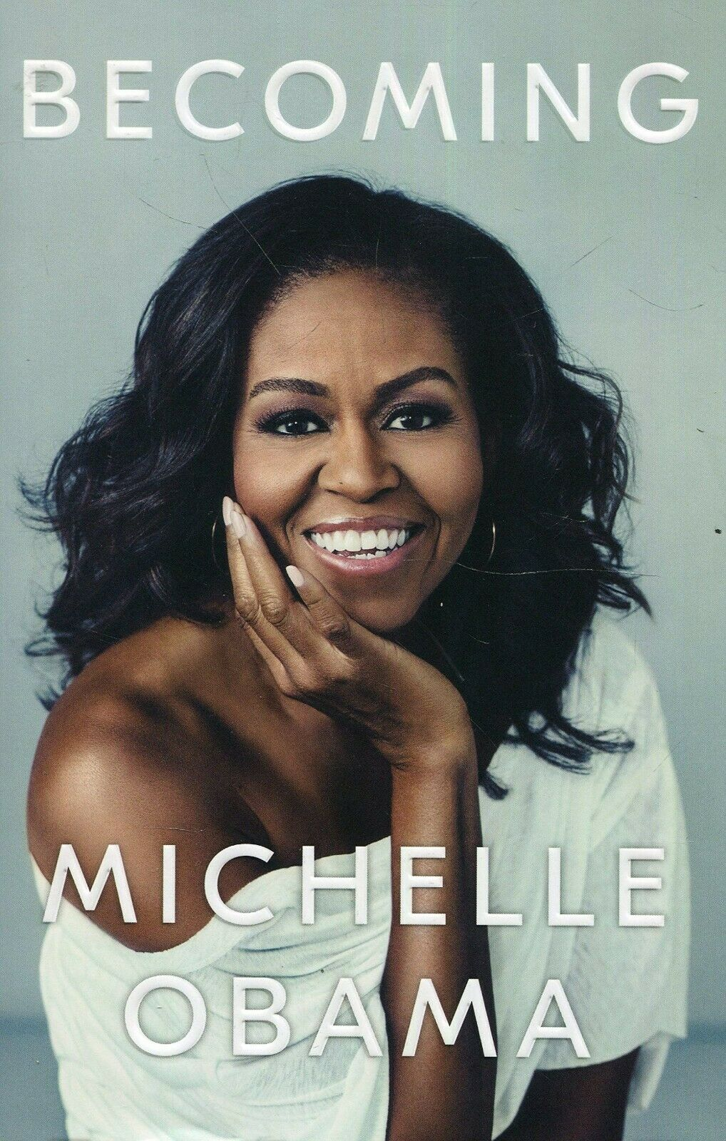 Купить Crown Publishing Group - Becoming by Michelle Obama (New Hardcover Book – 2018)