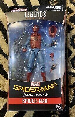 Marvel Legends Spiderman Homecoming Homemade Suit BAF Vulture
