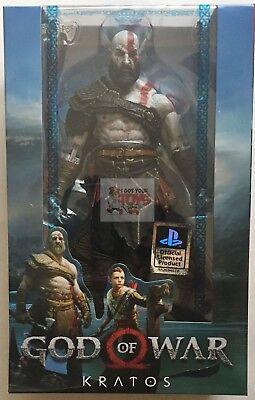 KRATOS God Of WAR NECA PlayStation Video 2018 7