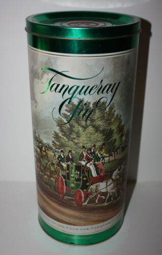Tanqueray Gin 150th Anniversary Tin Container 1830-1980