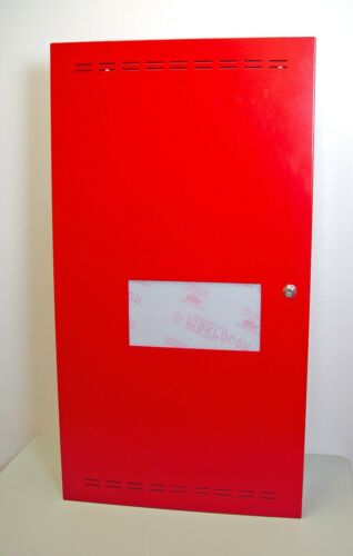Red Enclosure 40.5x22x6.25