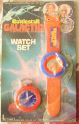 Battlestar Galactica Watch Toy Set On The Card