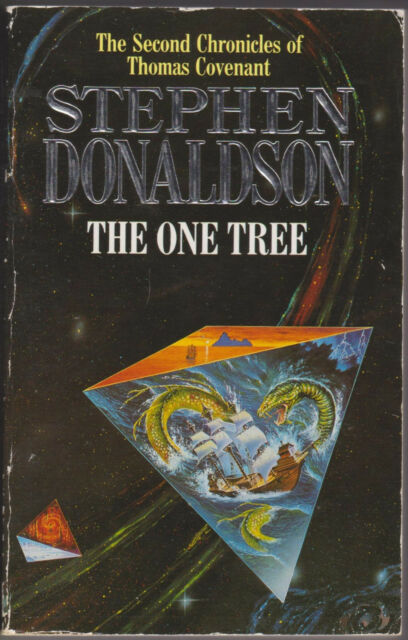 The One Tree, Stephen Donaldson. Thomas Covenant 2 Book 2