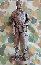 AUSTRALIAN ARMY SPECIAL AIR SERVICE REGIMENT STATUE VIETNAM WAR Inglewood Stirling Area Preview