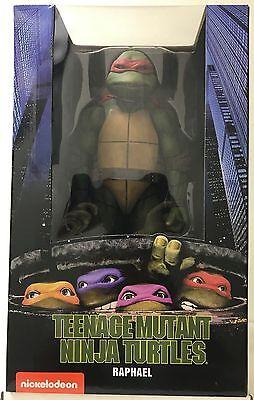 NECA Teenage Mutant Ninja Turtles 1990 Movie 1/4 Scale Action Figure Raphael NEW