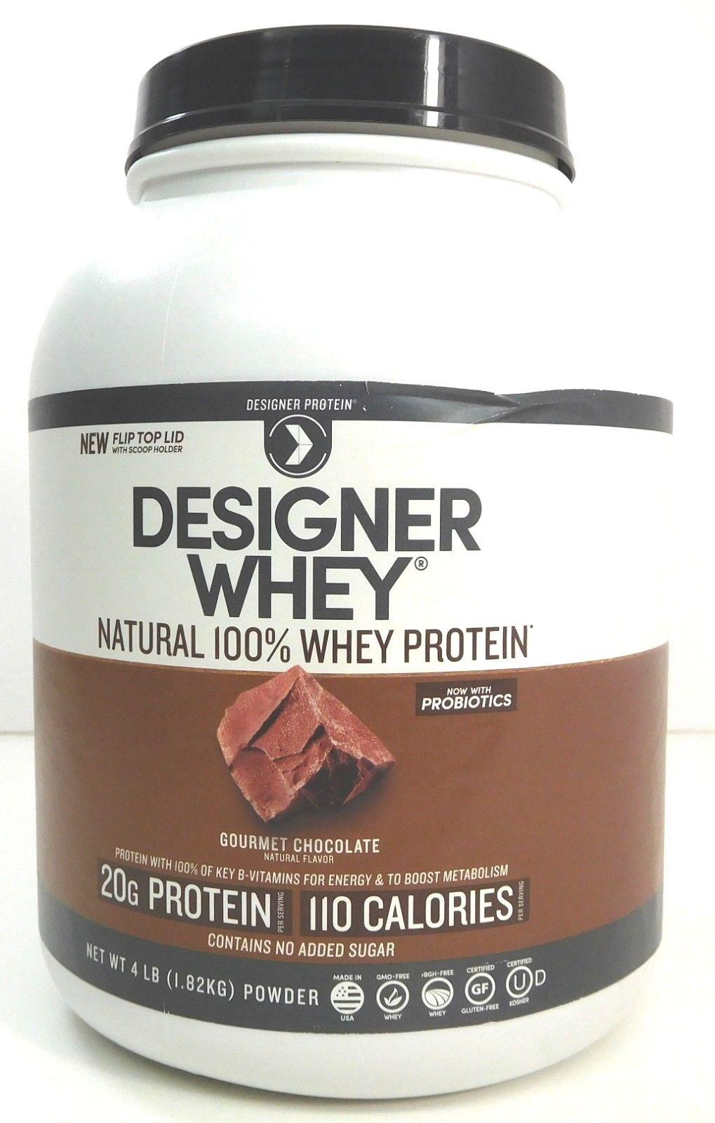 Designer Protein Designer Whey Natural 100% Whey Protein Gou